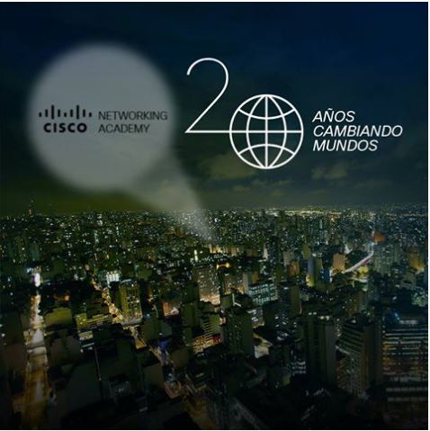 20 años de Cisco Networking Academy